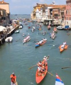 Vogalonga 2018 – Rudern in Venedig