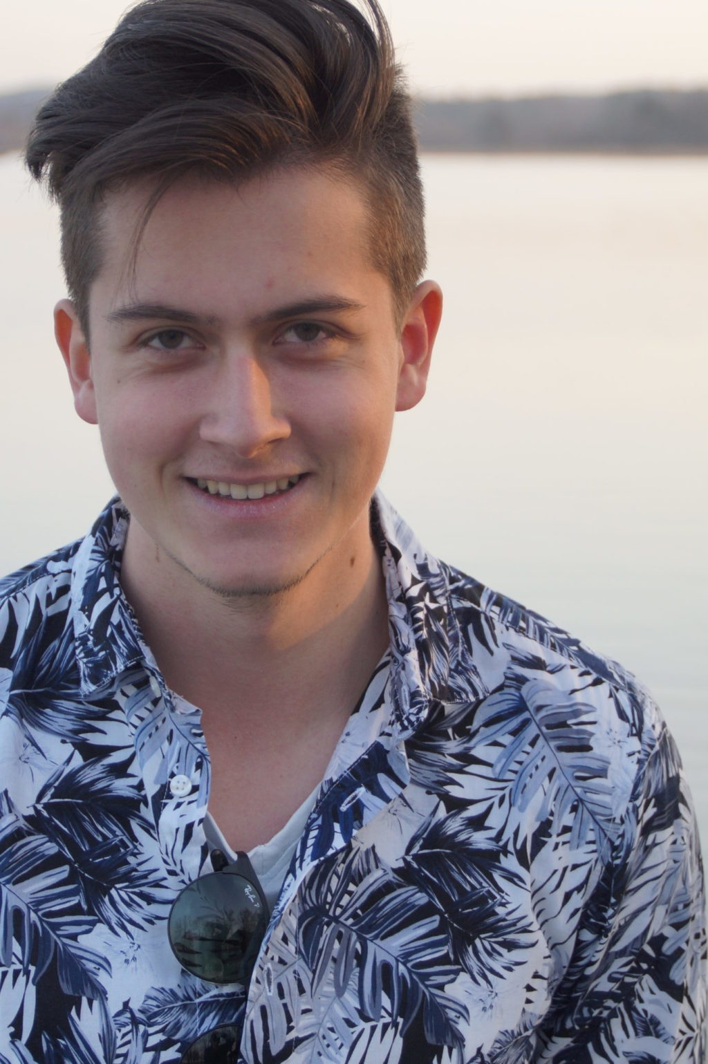 Simon Rabas - Bootswart des Tutzinger Rudervereins