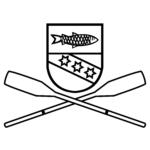 Logo schwarz vom Ruderverein